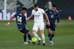 Nhận định Real Madrid vs Celta Vigo: Thắng mừng Bernabeu