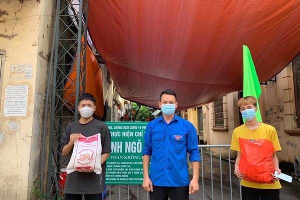 'Cảm ơn Báo VietNamNet đã quan tâm đến các em sinh viên'