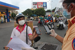 VNEID mobile app expected to be used as Covid green pass in HCMC