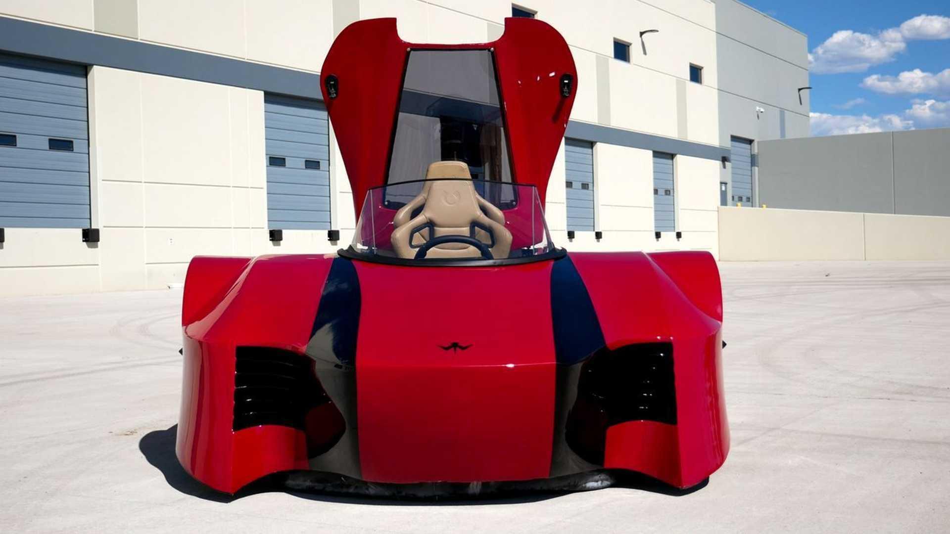 Chiêm ngưỡng chiếc xe thủy phi cơ tối tân, đắt đỏ nhất thế giới