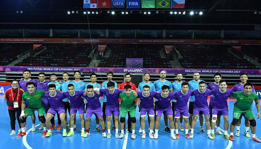 HLV futsal Việt Nam: Sẽ làm Brazil dành sự tôn trọng cao nhất