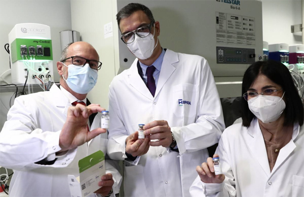 T&T Group xúc tiến mua 50 triệu liều vắc xin Covid-19 từ châu Âu