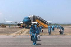 350 hành khách từ Mỹ về nước thí điểm cách ly tập trung 7 ngày