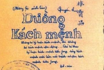 Tác phẩm Đường Kách mệnh của Chủ tịch Hồ Chí Minh (kỳ cuối)