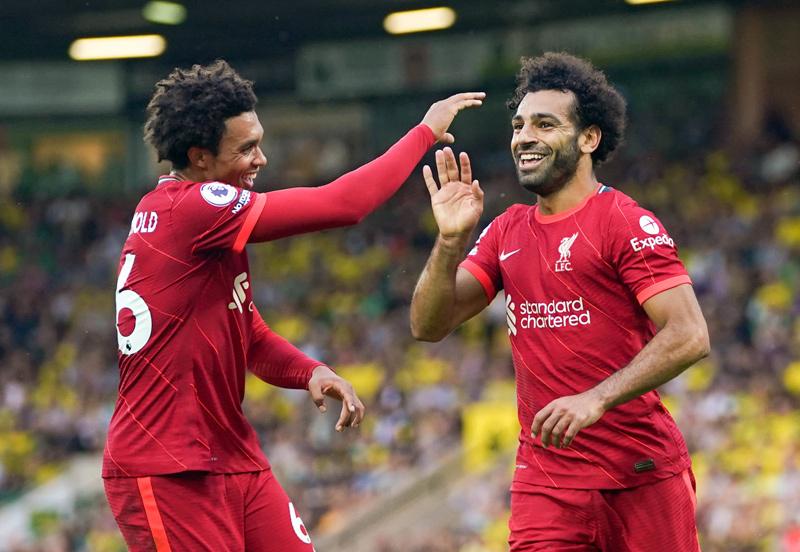 HLV Klopp hết lời khen Salah sau kỷ lục 'điên rồ'