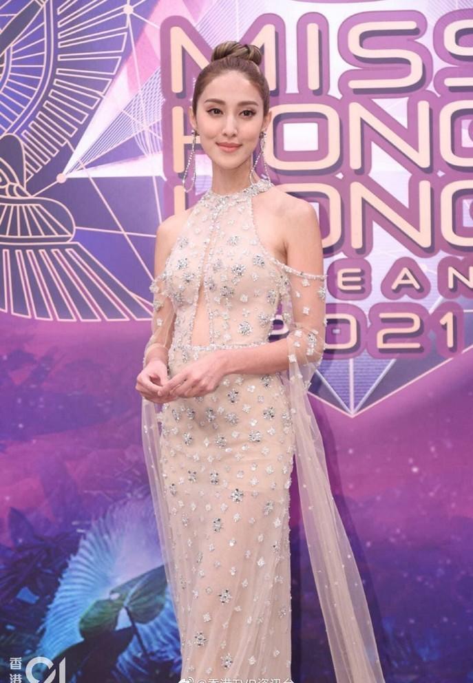 Nữ sinh 22 tuổi đăng quang Hoa hậu Hong Kong 2021