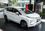 """Xe MPV tháng 8: Ngôi vương Mitsubishi Xpander """"thất sủng"""" bán dưới 100 xe"""