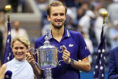 Kết quả tennis US Open 2021 đơn nam hôm nay: Medvedev lần đầu vô địch