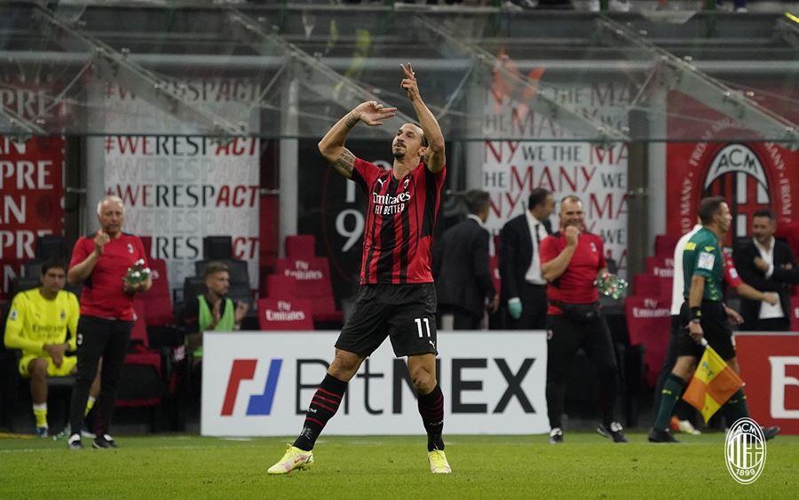 Ibrahimovic ghi bàn sau 6 tháng, Milan bỏ túi 3 điểm