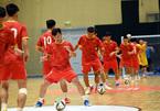 Tuyển futsal Việt Nam đấu Brazil: Điểm tựa chiến thắng
