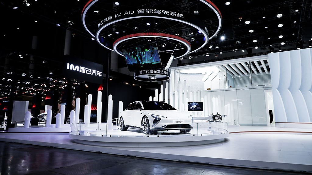 Chi tiết 'sedan Alibaba' thông minh IM L7 2022: đối thủ nặng ký của Mercedes EQS