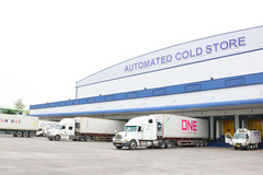 Cold storage, sweet but high-hanging fruit