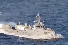 Xem Mỹ phóng thành công tên lửa từ 'tàu chiến ma'