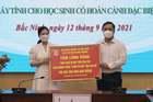 """Bắc Ninh tiếp sức hơn 3 tỷ đồng """"Sóng và máy tính cho em"""""""