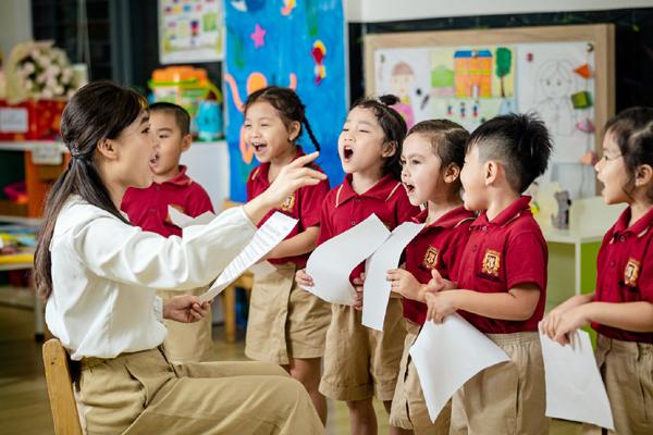 Trường Quốc tế Việt Úc và chương trình tái thiết sau Covid-19