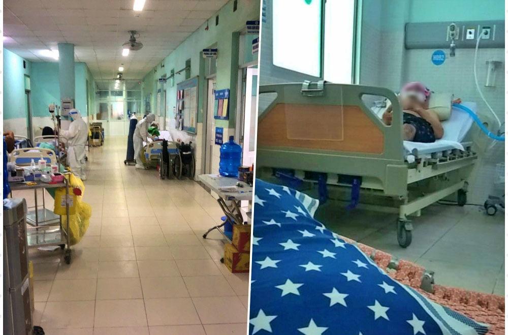 F0 khỏi Covid chăm bệnh nhân: Dân cần, viện chưa dám