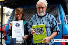Hành trình 37 năm đi phượt 186 nước của cặp đôi kỷ lục gia 80 tuổi
