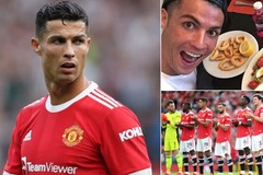 Ronaldo khiến các cầu thủ MU không dám ăn 'thả cửa' vì… sợ