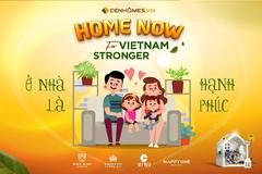 Cenhomes.vn lan tỏa tinh thần chủ động vượt đại dịch