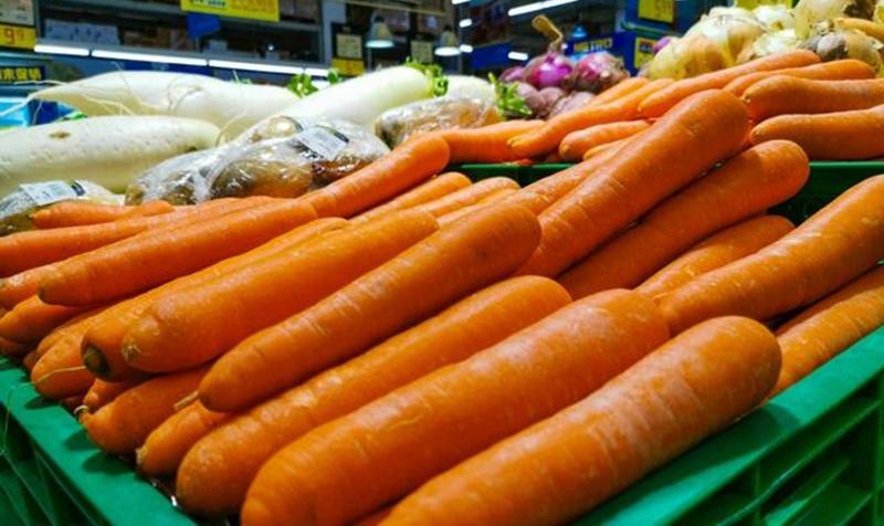 Cách chọn và bảo quản cà rốt tươi ngon