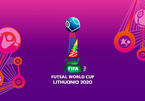 Lịch thi đấu World Cup Futsal 2021