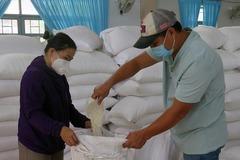 1.852 tấn gạo đến tay người dân Phú Yên gặp khó khăn do dịch Covid-19