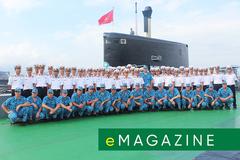 Nhiệm vụ tuyệt mật của lính tàu ngầm