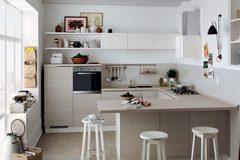 Mẫu nhà bếp nhỏ đẹp, cực tiện nghi cho chung cư gây sốt hiện nay