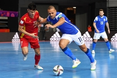 Highlights Việt Nam 1-9 Brazil - World Cup Futsal 2021