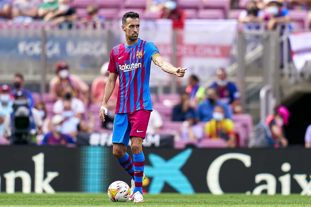 Busquets: 'Ác mộng Bayern là quá khứ, Barca sẵn sàng vô địch'