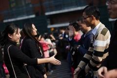 Mai mối tập thể cho người trẻ ở Trung Quốc