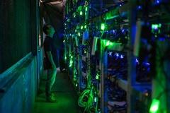 Cuộc sống mới của thợ đào Bitcoin Trung Quốc