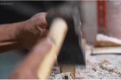 Độc đáo nghề chạm khắc xương ở Ấn Độ