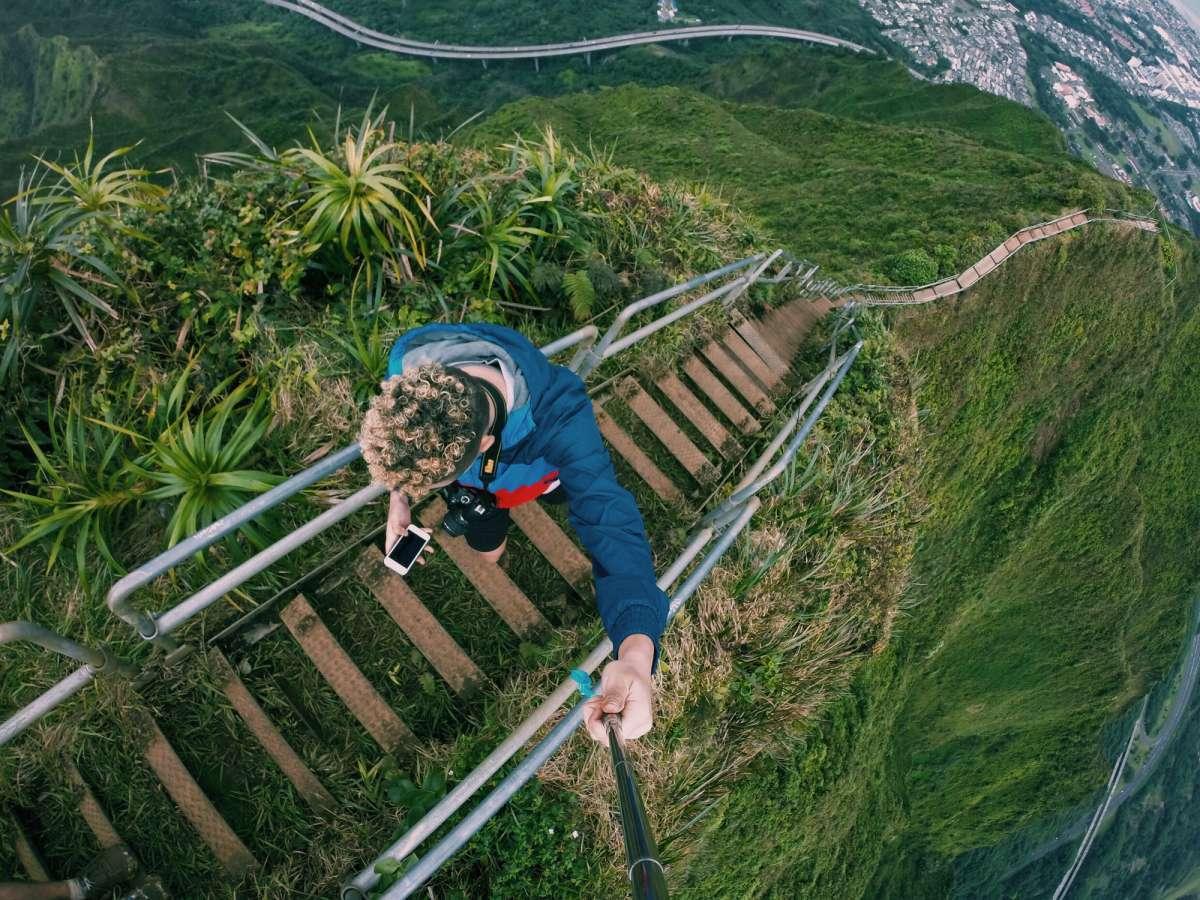 'Nấc thang lên thiên đường' tuyệt mật ở Hawaii sắp bị dỡ bỏ