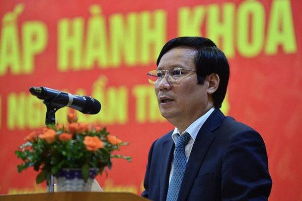 Tân Chủ tịch VCCI làm Phó Chủ tịch Hội đồng tư vấn cải cách TTHC của Thủ tướng