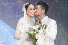 Ca sĩ Lâm Vũ ly hôn
