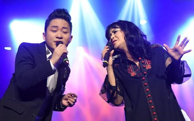 Trần Mạnh Tuấn tham gia đêm nhạc sau cơn đột quỵ