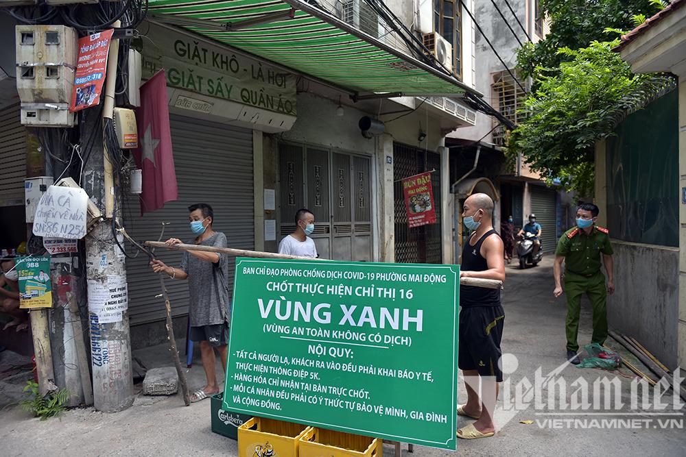 Hà Nội sau hơn 50 ngày giãn cách phòng chống dịch