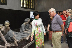 The development of dark tourism with great potential