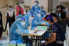 HCM City begins two trial 'buffer' weeks before reopenng