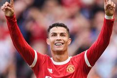 Ronaldo 'khích' cầu thủ MU với bài phát biểu cực chất