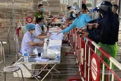 Dùng tờ khai y tế của người khác qua chốt, 2 cô gái ở Thái Bình bị phạt 5 triệu