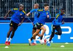 Young Boys 0-0 MU: Ronaldo và Van de Beek đá chính (H1)