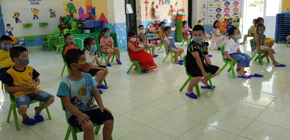Trẻ mầm non ở Thanh Hóa được đến trường từ ngày 20/9