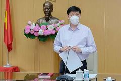 Bộ trưởng Bộ Y tế: Tháng 9, 10 vắc xin Covid-19 về nhiều, tiêm tối đa công suất