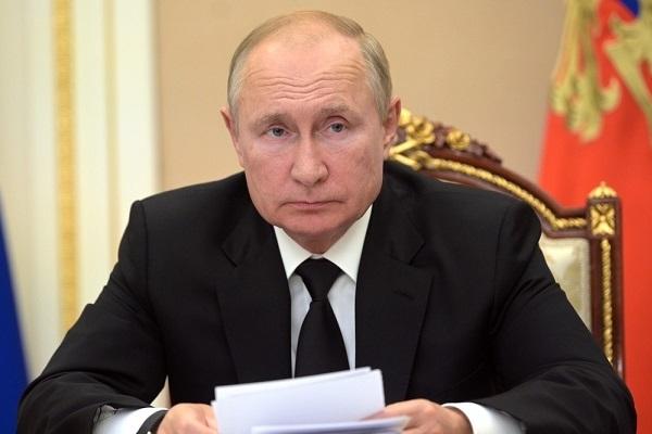 Tổng thống Putin kỳ vọng vắc xin Sputnik V bảo vệ mình hiệu quả