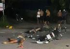 Ba người tử vong sau cú tông trực diện giữa hai xe máy