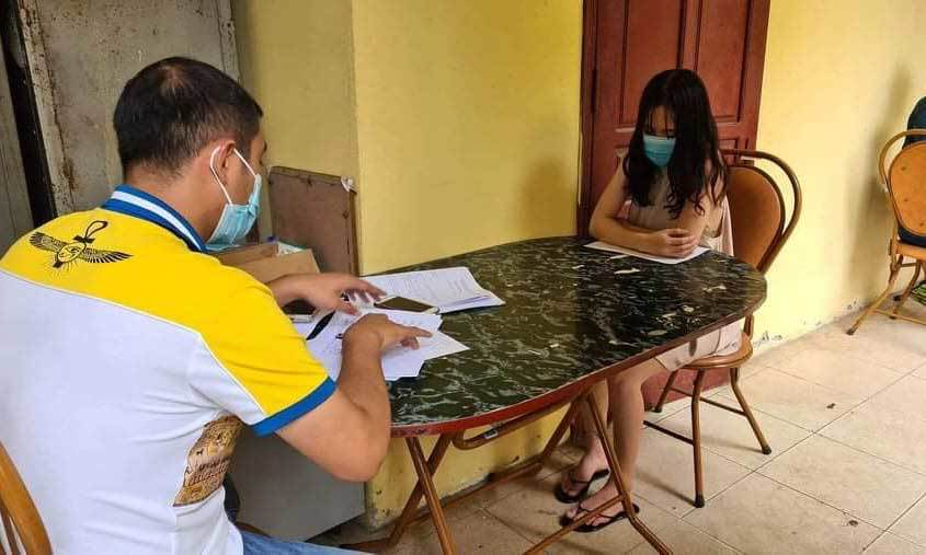 """Bắt quả tang 8 nam nữ """"phê"""" ma tuý tại chung cư cao cấp ở Hà Nội"""
