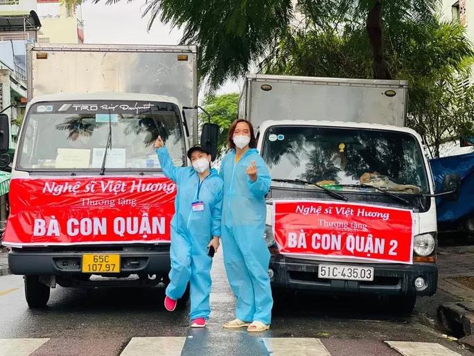Việt Hương giúp nghệ sĩ Phương Thảo đang nguy kịch vì Covid-19