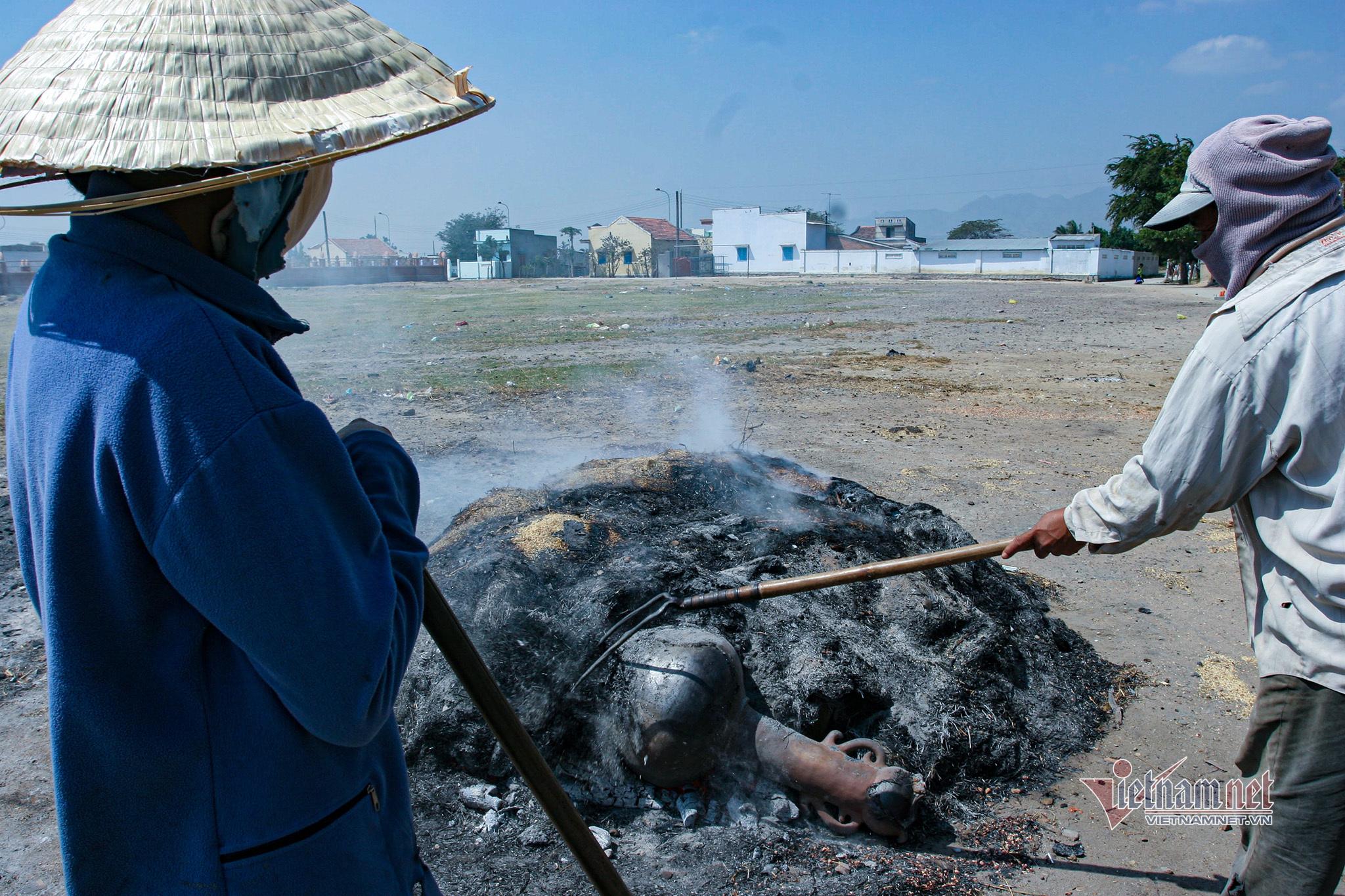 Bàu Trúc - Một trong những làng nghề gốm cổ xưa nhất Đông Nam Á